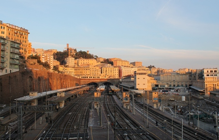 Stazione di Genova Piazza Principe