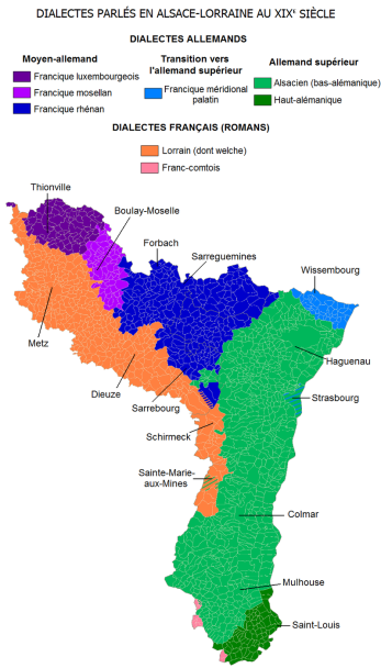 Distribuzione linguistica
